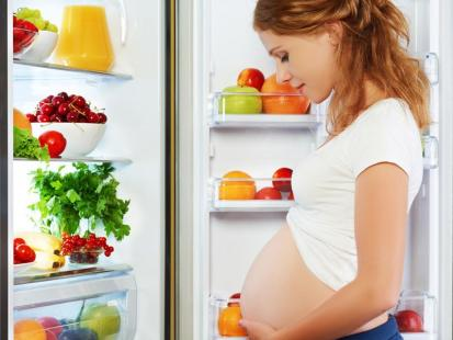 5 składników niezbędnych w diecie przyszłej mamy