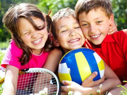 5 sportowców, z których nasze dziecko może wziąć przykład