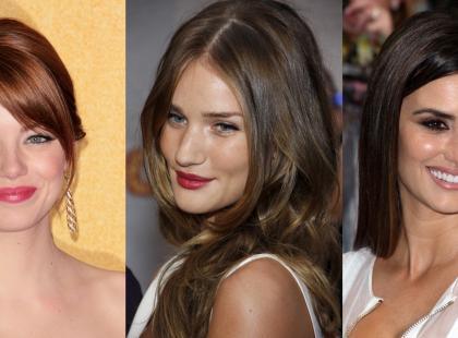 5 sposobów na błyszczące włosy