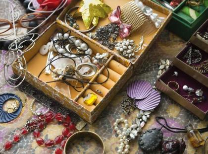 5 sposobów na czyszczenie biżuterii