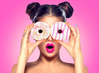 5 sposobów na podjadanie słodyczy!