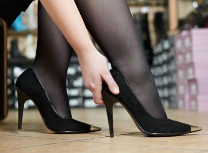 5 sposobów na to, jak rozciągnąćza małe buty!
