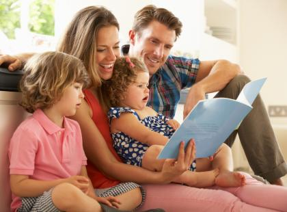5 sposobów na wychowanie małego czytelnika