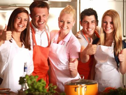5 sposobów na zdrowe gotowanie