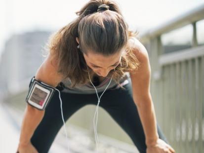 5 sygnałów świadczących o tym, że przesadzasz z treningami
