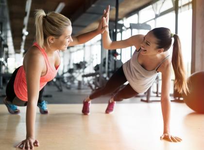 5 trików motywacyjnych, które pomogą ci w treningu!