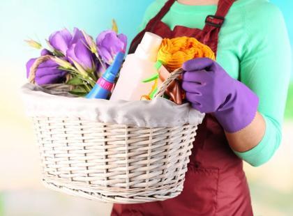 5 trików - na sprzątanie bez wysiłku!