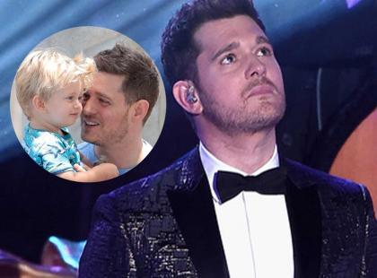 5 tygodni temu ogłosił, że zawiesza karierę do czasu, gdy wyzdrowieje jego chory na raka syn. Michael Buble nie zaśpiewa w Święta