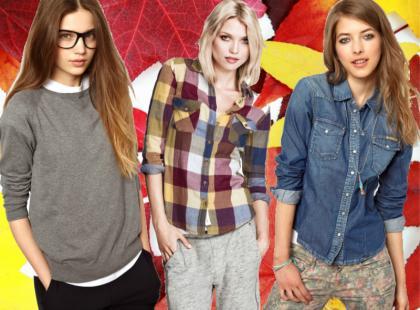 5 ubrań typu basic, które warto kupić na jesień