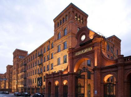 5. urodziny hotelu Andel's w Łodzi