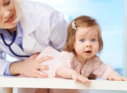 5 ważnych badań kontrolnych u dzieci