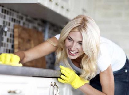 5 zasad czyszczenia parą