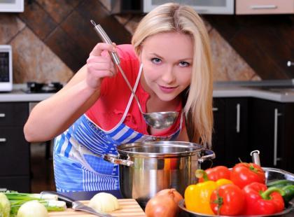 5 zasad gotowania warzyw