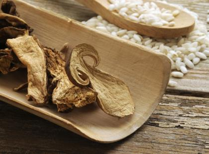 5 zasad prawidłowego suszenia grzybów
