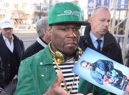 50 Cent będzie rozdawał autorgafy! Wiemy gdzie i kiedy!