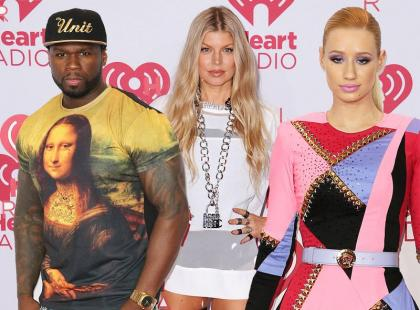 50 cent, Fergie, One Direction i inni na iHeartRadio Music Festival