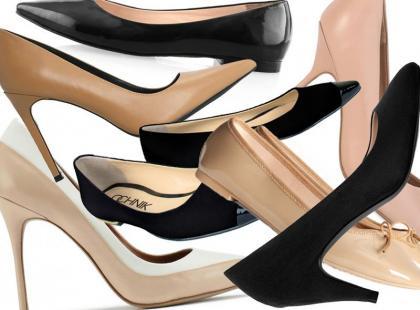 50 par butów pasujących do wszystkiego