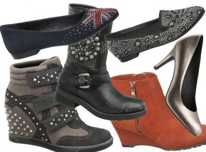 50 par butów z jesiennej kolekcji Deichmann