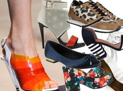50 par najmodniejszych butów na nadchodzące sezony
