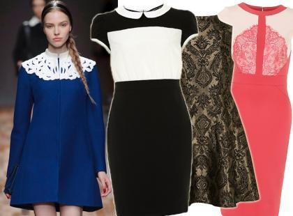 50 sukienek doskonałych na świąteczne imprezy