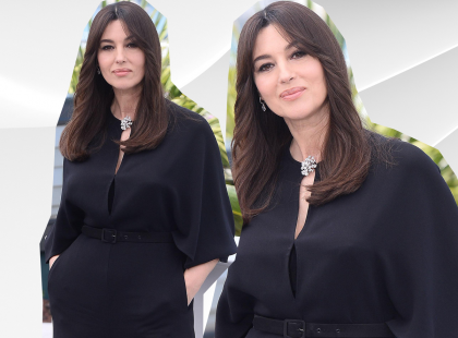 52-letnia Monica Bellucci zachwyca w Cannes