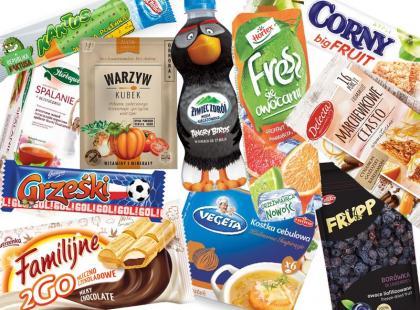 54 nowości spożywcze na maj 2016
