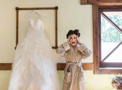 6 błędów popełnianych przez panny młode w dniu ślubu