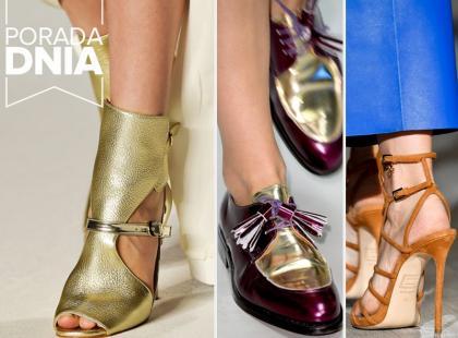 6 najmodniejszych modeli butów na lato 2015