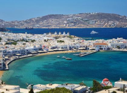 6 najpiękniejszych kurortów Morza Egejskiego!