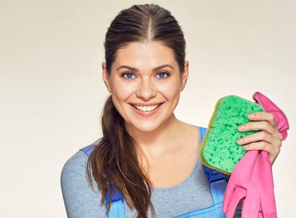 6 nietypowych zastosowań amoniaku w domu