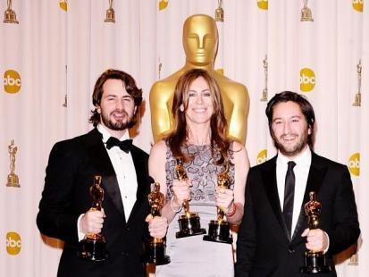 """6 Oscarów dla filmu """"The Hurt Locker"""""""