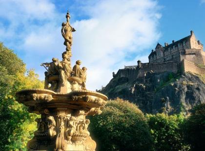 6 powodów, dla których warto odwiedzić Edynburg