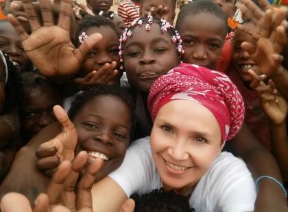 6 powodów, dlaczego NIGDY NIE PRZESTANĘ wspierać UNICEF (i zachęcać do tego innych) - pisze redaktorka naczelna Polki.pl