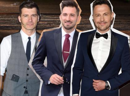 6 przystojnych Polaków, którzy naprawdę o siebie dbają