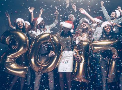 6 rad, jak czuć się szczupło i lekko w czasie sylwestrowej imprezy