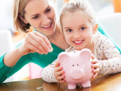 6 rad, jak nauczyć dziecko oszczędzania!