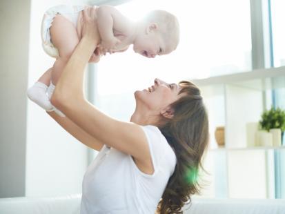 6 rad, jak przetrwać pierwsze tygodnie z maluchem