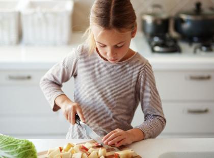 6 rad, jak sprawić by dziecko pokochało warzywa i owoce