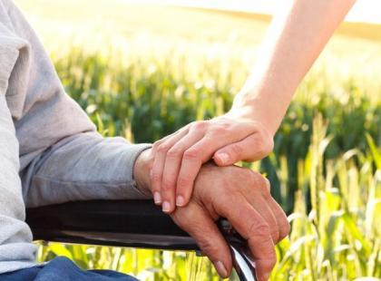 6 rad, jak wspierać chorego