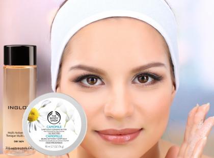 6 skutecznych kosmetyków do demakijażu twarzy