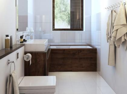 6 sposobów na małą łazienkę