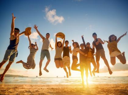 6 sposobów na zachowanie młodości ducha