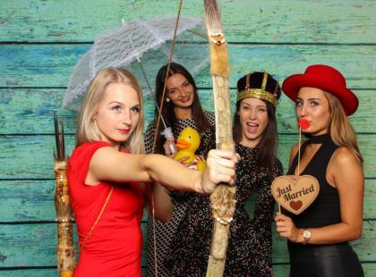 6 weselnych atrakcji, które sprawią, że wszyscy będą się świetnie bawić
