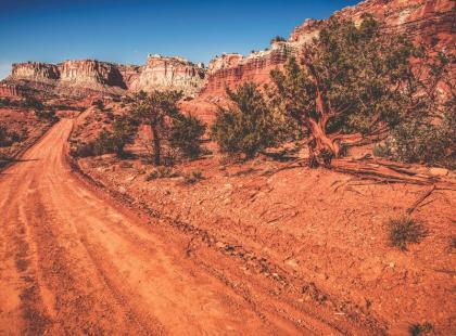 6 zasad bezpiecznej jazdy w trudnym terenie