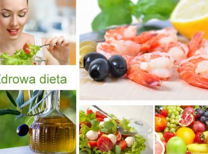 6 zdrowotnych zalet diety śródziemnomorskiej
