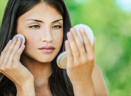 6 znaków zbyt mocnego makijażu!