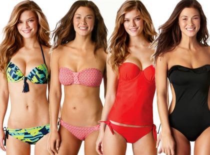 60 hitów na plażę, czyli kostiumy kąpielowe