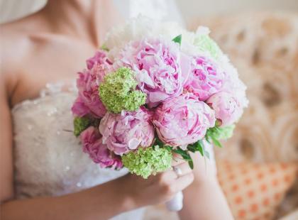60 modnych bukietów ślubnych