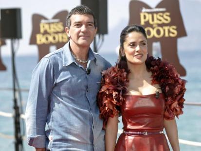 "64. Festiwal Filmowy w Cannes: Konferencja filmu ""Puss in boots"""