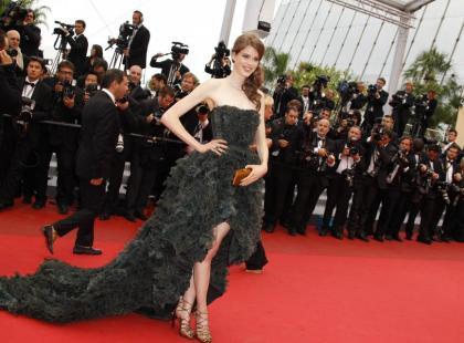 """64. Festiwal Filmowy w Cannes: Pokaz filmu """"La Conquete"""""""